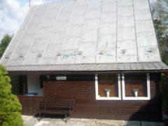 Nátěr střechy Čeládná