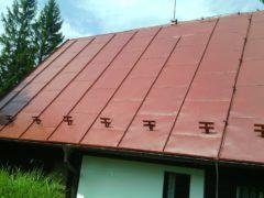Nátěr střechy Čeladná (1)