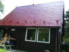Nátěr střechy Čeladná (2)